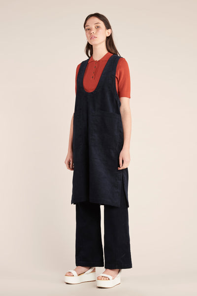 Endeavour Pinafore Ink
