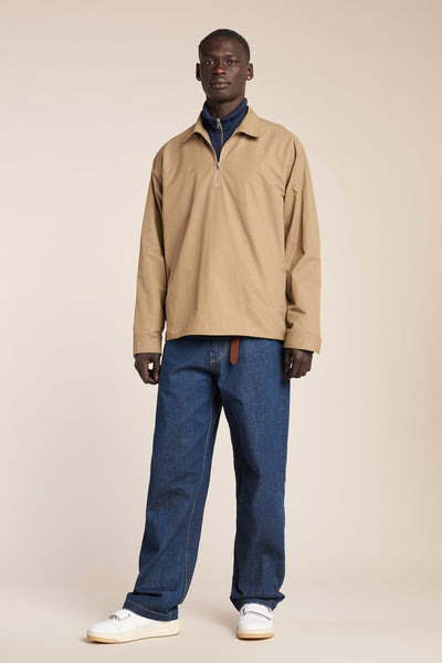Resolute Pullover Shirt Sand