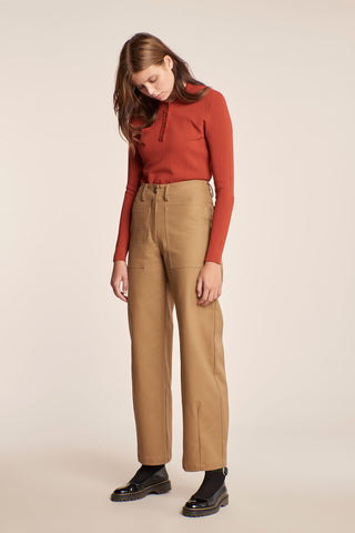 Interval Pant Fawn