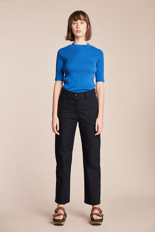 Induce Rib Knit Marine