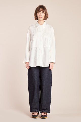 Sway Painters Shirt White