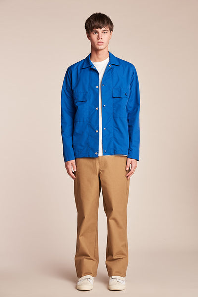 Parallax Spray Jacket Ultramarine