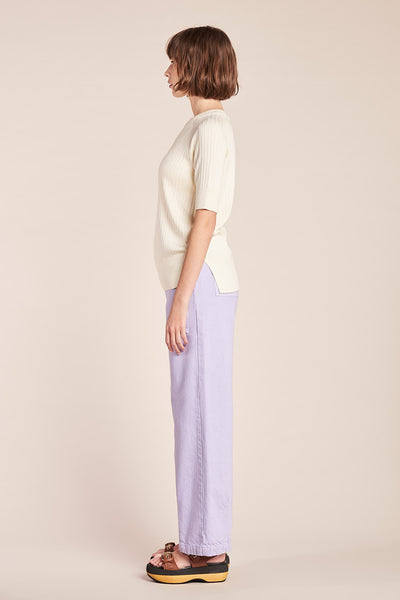 Interval Front Pocket Jean Lilac