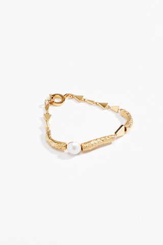 Totem Bracelet Yellow Gold