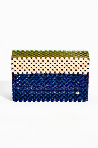 Cocktail Clutch Shapeshifter (Navy, Blue, Burgundy, Khaki, Peach, White)