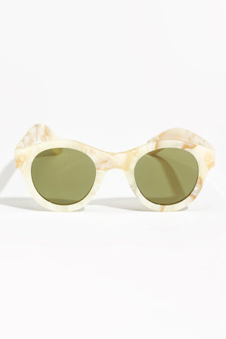 Short & Sweet Sunglasses Stalactite