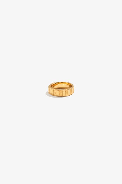 Cairo Ring Yellow Gold