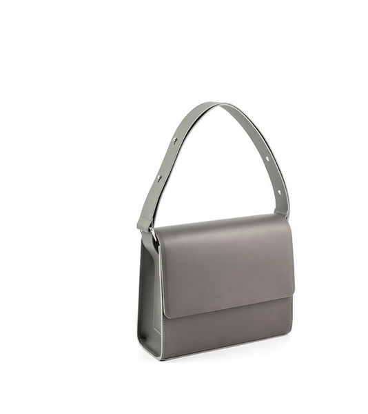 Stout Crossbody Fossil Grey
