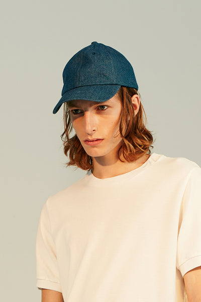 Novarupta Cap Washed Denim
