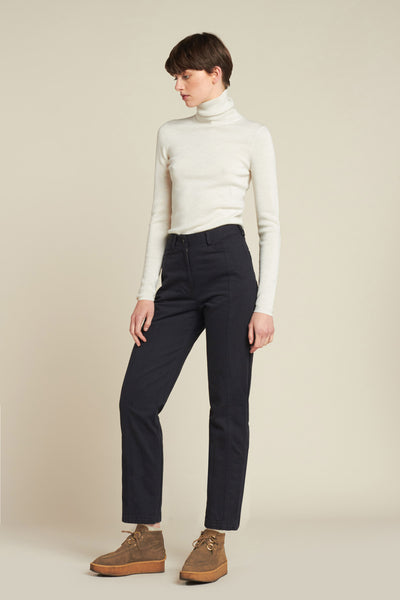 Heroic Turtleneck Winter White