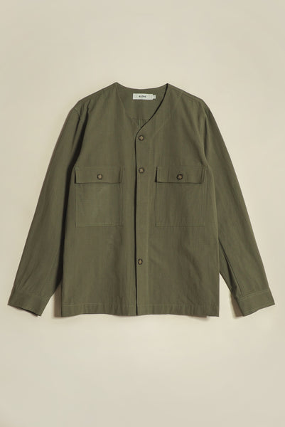 Quest Liner Shirt Fatigue Green