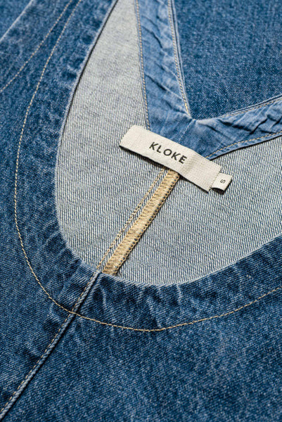 Density Overdress Mid-Wash Denim