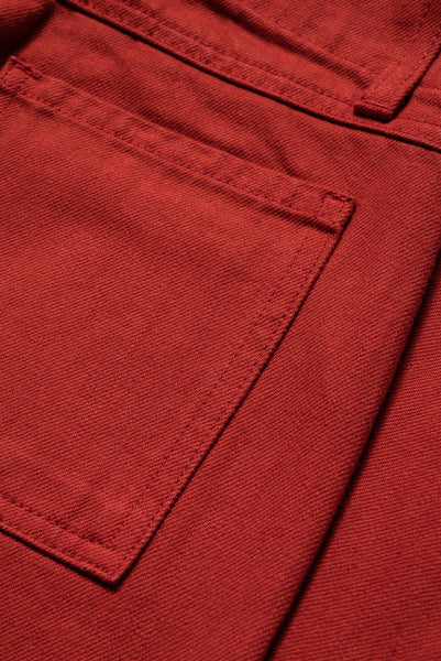 Interval Front Pocket Jean Grenadine