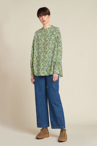 Signal Shirt Blue / Green Floral