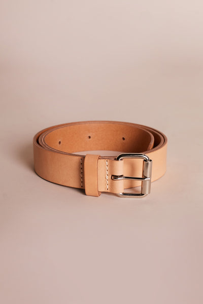 Vista Men's Belt Natural