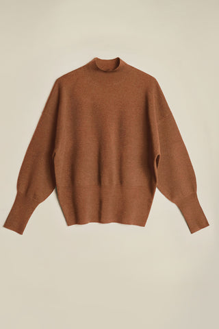 Dispatch Sweater Rust