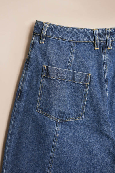 Elevation Denim Pant Mid Wash Inidgo Denim