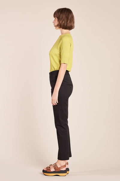 Fable Twist Pant Black