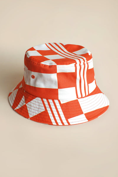 Panacea Bucket Hat Red