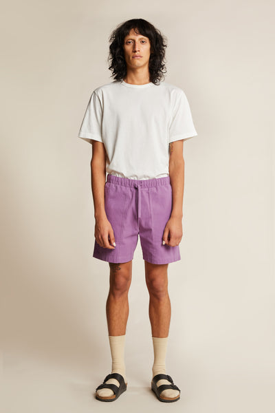 Trek Short Grape