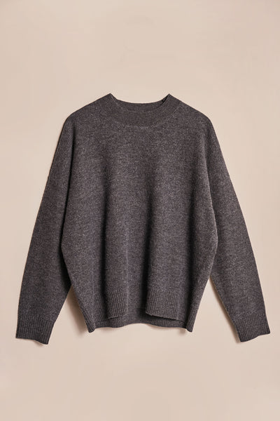 Revision Sweater Charcoal
