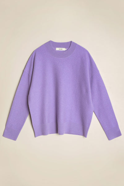 Revision Sweater Lilac