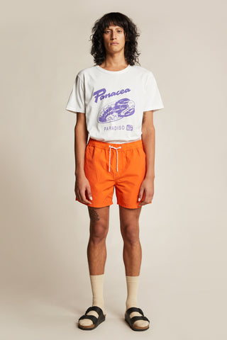 New Wave Short Tangerine