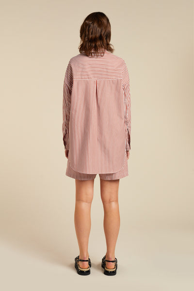 Potion Short Brick Stripe