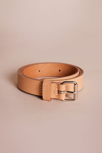 Capacity Women's Belt Natural