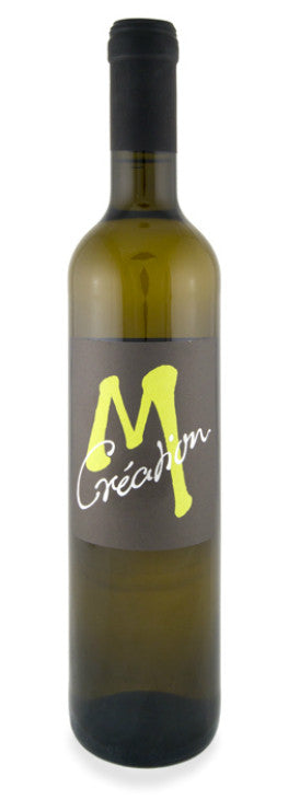 Creation M Cuvée 2013 Weiss WeinKeller.sh