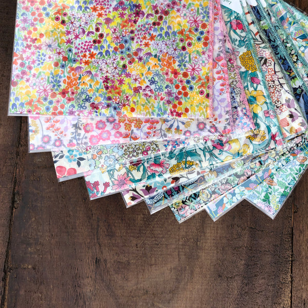 Handkerchief in Liberty Fabric