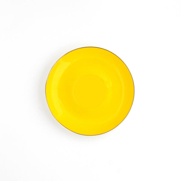 Yellow Teacup & Saucer - 250mL