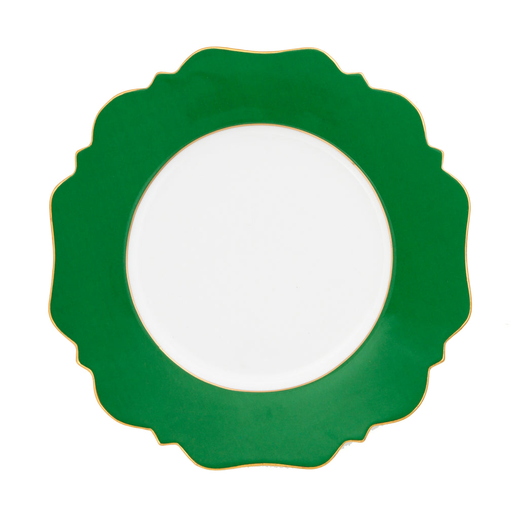 Green Side Plate