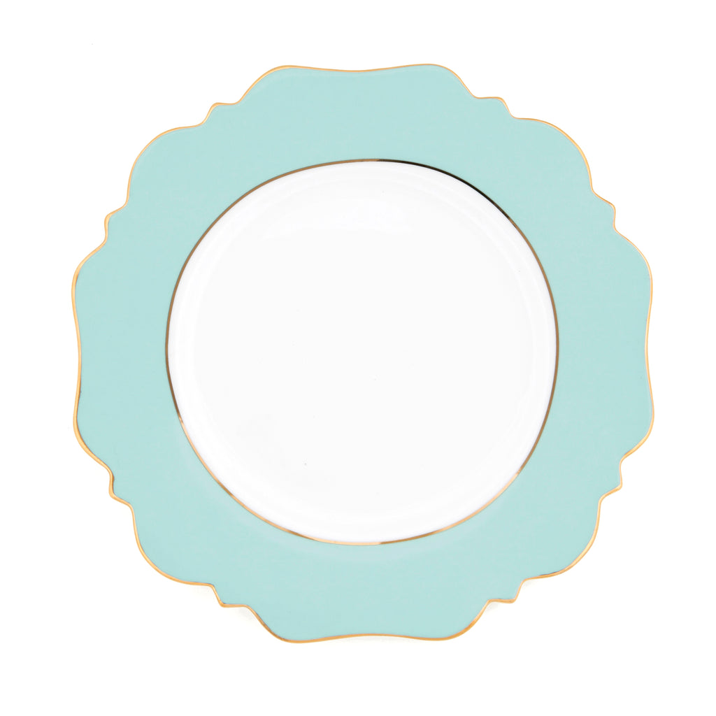 Pale Blue Side Plate