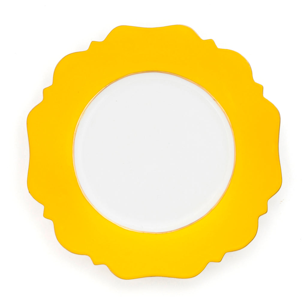 Yellow Side Plate