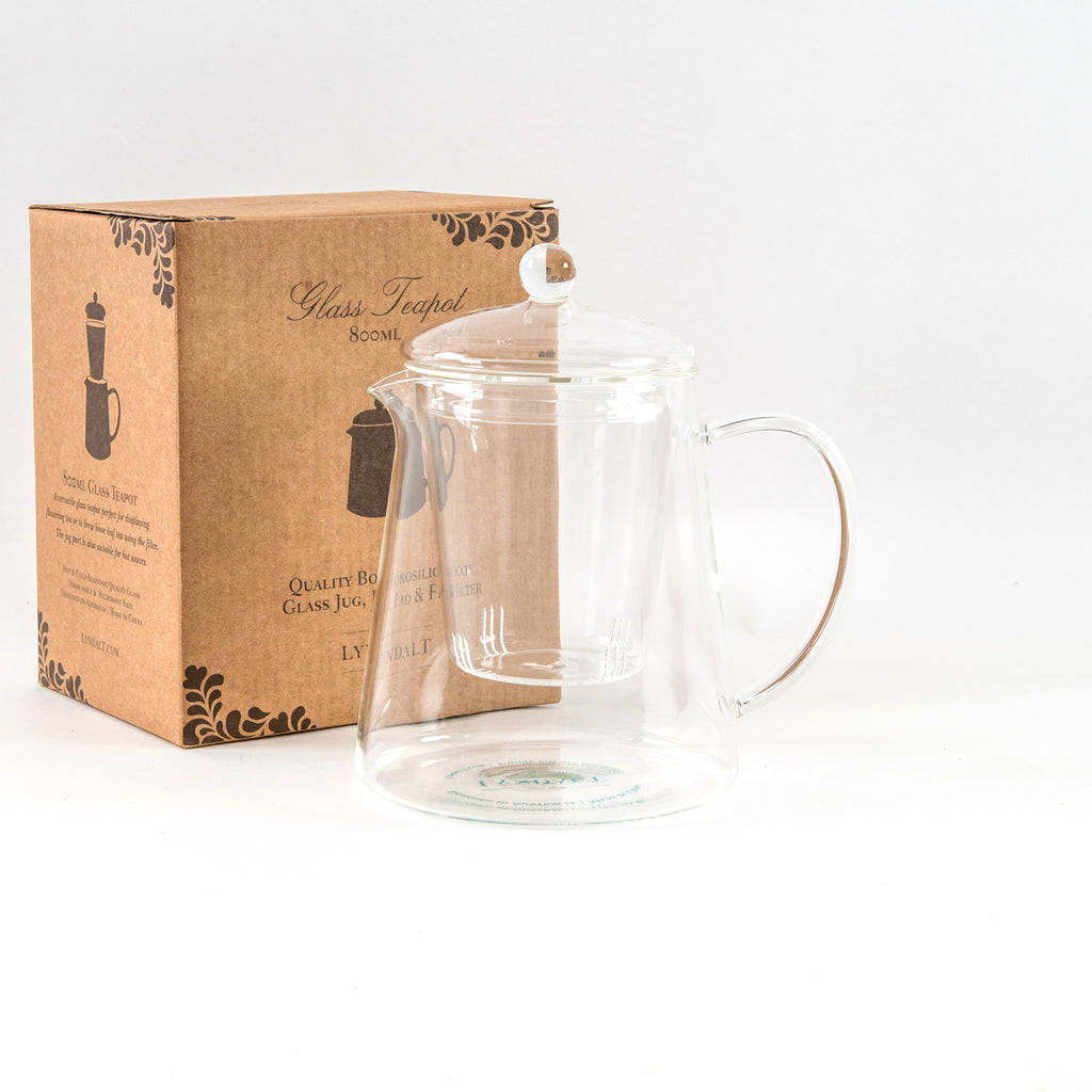 Glass Teapot - 800mL