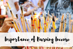 Does Burning Incense Have Any Therapeutic Benefits?