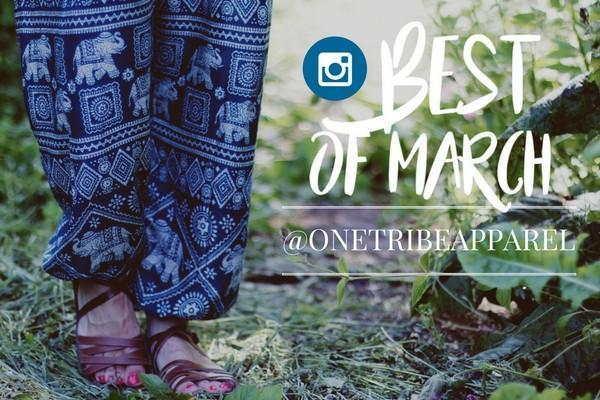 Best of March 2017 on Instagram