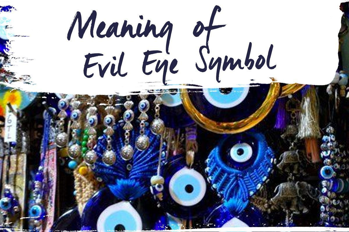 Meaning of the Evil Eye Symbol - One Tribe Apparel