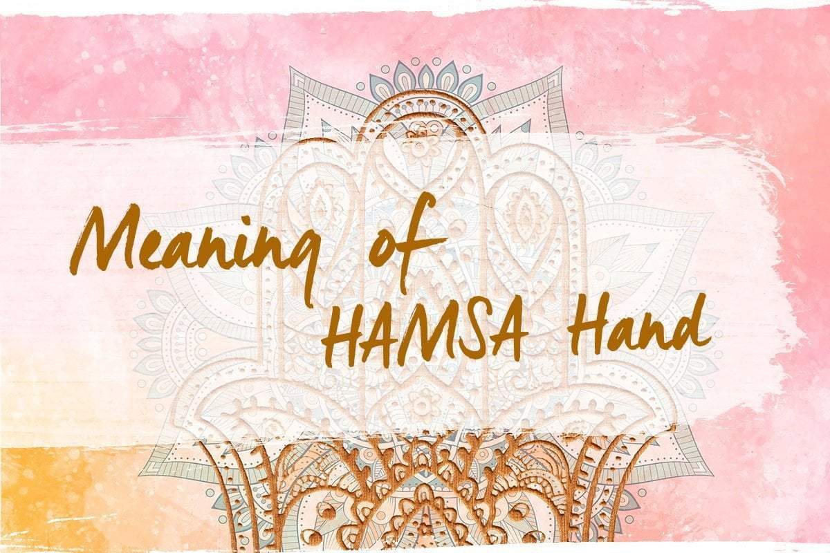 Meaning of Hamsa Hand Symbol - One Tribe Apparel
