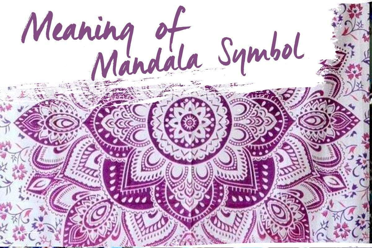 Mandalas Meanings Explained - One Tribe Apparel