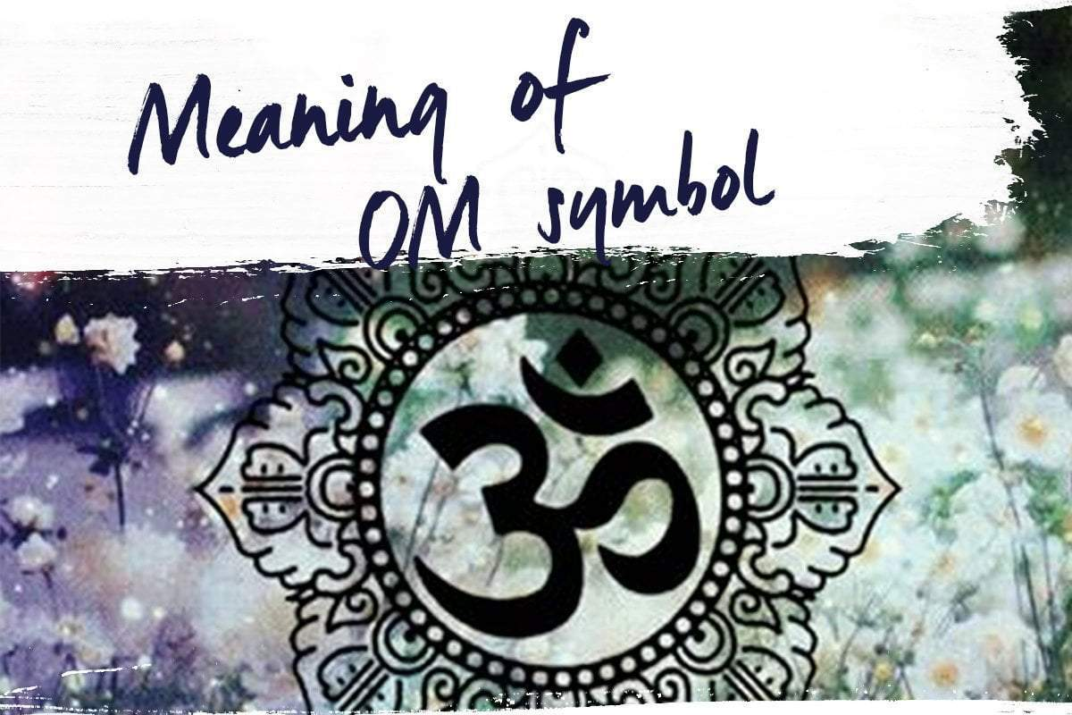 What Does The Om Symbol Mean One Tribe Apparel