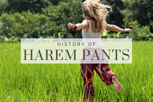 The History of Harem Pants