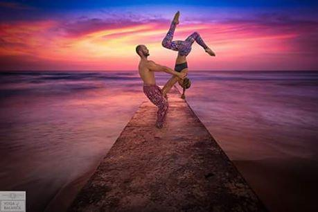 One Tribe Wanderers - Ross & Melissa Share The Secrets Of Acro Yoga