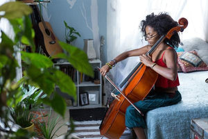 Cellist Wasia Ward Shares The Magic Of Art And Music