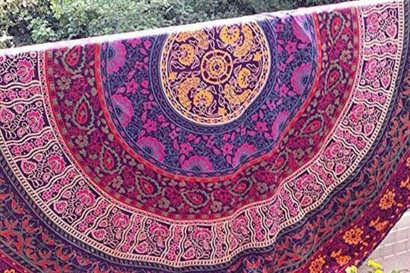 Purple Tapestries