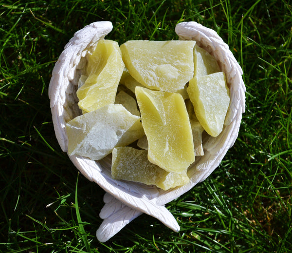 lemon quartz stone meaning