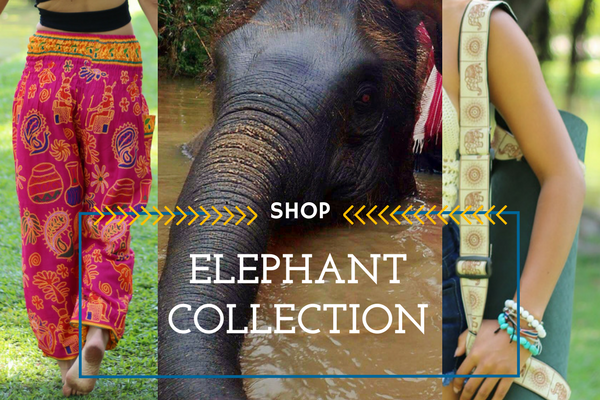 elephant print clothes