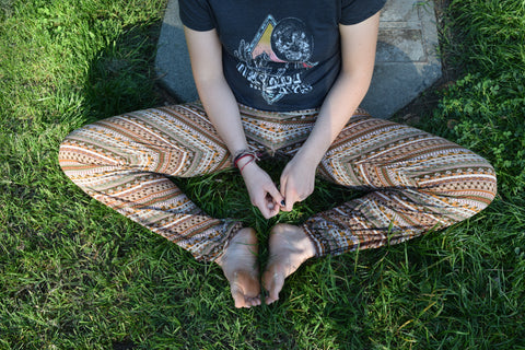 Bamboo comfy pants from Thailand