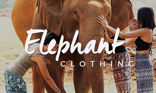 Elephant Harem Pants & Clothing